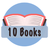 10 Books Badge