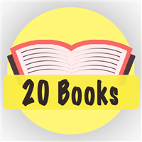 20 Books Badge