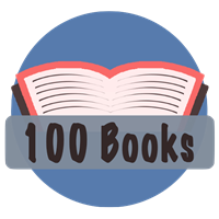 100 Books Badge