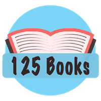 125 Books Badge