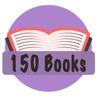 150 Books Badge