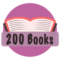 200 Books Badge