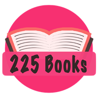 225 Books Badge