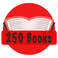 250 Books Badge