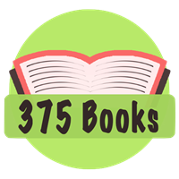 375 Books Badge
