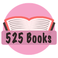 525 Books Badge