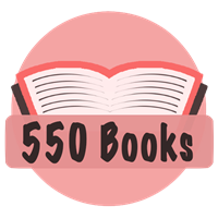 550 Books Badge