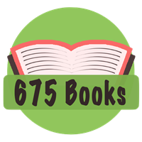 675 Books Badge