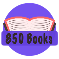 850 Books Badge