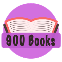 900 Books Badge